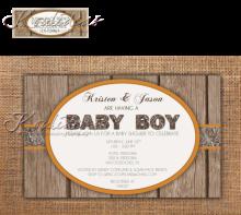 baby-shower-invitation-and-address-label-camo-orange