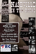 nashville-in-the-round-concert-poster