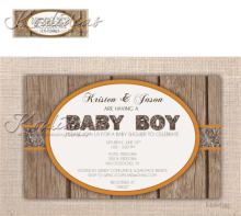 baby-shower-invitation-and-address-label-camo-orange